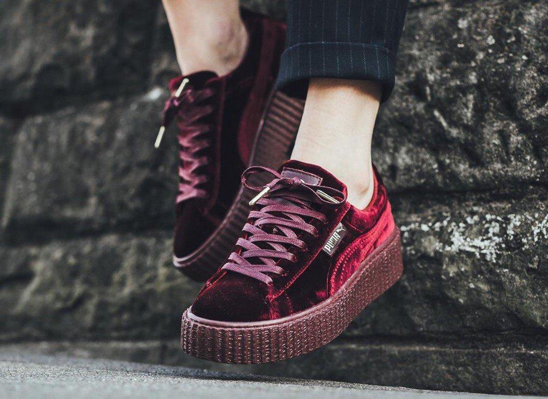 7f5d2a0a2df 5 mẫu giày Puma gây bão làng thời trang thế giới