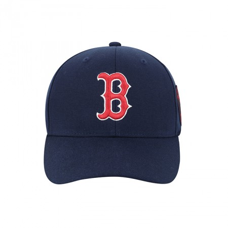 Mũ MLB Boston Red Sox Circle Curve Cap 32CP16911-43N