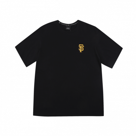 Áo phông MLB SAN FRANCISCO GIANTS LOGO POINT OVER FIT BASIC SHORT SLEEVE T-SHIRT 31TSO2931-14L