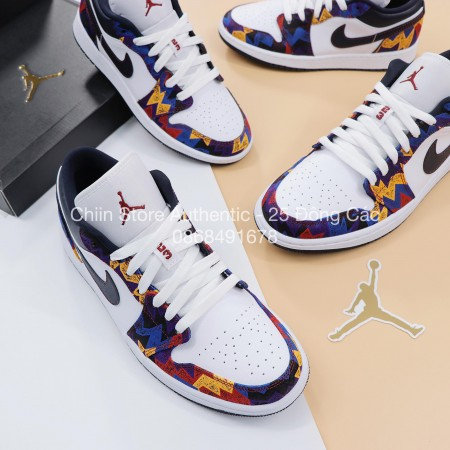 Giày Nike Air Jordan 1 Low SE 'Nothing But Net' CZ8657-100
