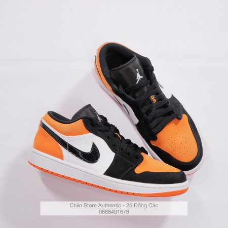 Giày Nike Air Jordan 1 Low 'Shattered Backboard' 553560-128