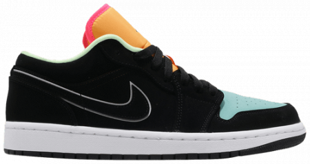 Giày Nike Air Jordan 1 Low SE 'Aurora Green' CK3022-013