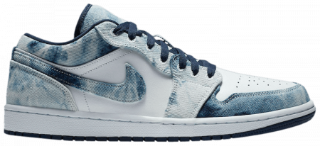 Giày Nike Air Jordan 1 Low SE 'Washed Denim' CZ8455-100