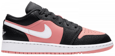 Giày Nike Air Jordan 1 Low Pink Quartz 554723-016