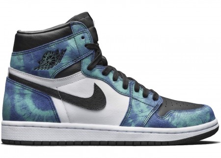 Giày Nike Air Jordan 1 Retro High Tie Dye CD0461-100