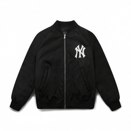 Áo khoác MLB Basic nylon jackets New York Yankees 31JPU0111-50L