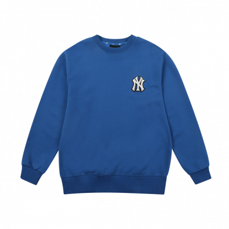 Áo nỉ MLB Logo Basic Overfit Sweatshirt New York Yankees 31MT08111-50U