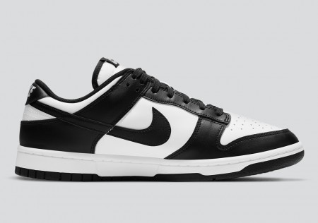 Giày Nike Dunk Low Retro White Black  DD1391-100