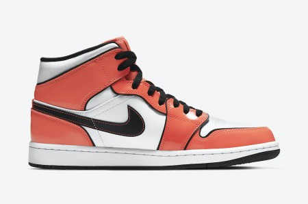 Giày Air Jordan 1 Mid Turf Orange DD6834-802