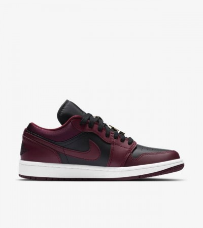 Giày Air Jordan 1 Low Dark Beetroot DB6491 600
