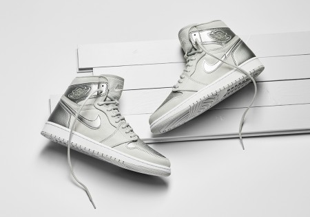 Giày Nike Air Jordan 1 Retro High CO Japan Neutral Grey (2020) DC1788-029