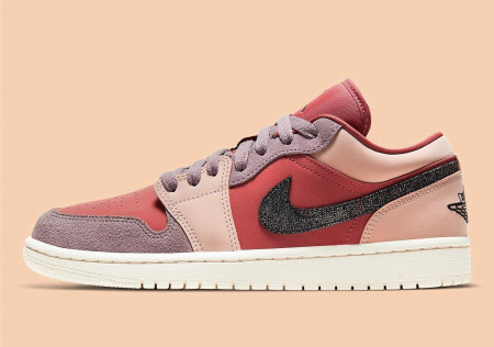 Giày Nike Air Jordan 1 Low 'Canyon Rust' DC0774-602