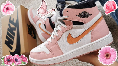 Giày Nike Air Jordan 1 Wmns High Zoom Air CMFT Pink Glaze CT0979-601